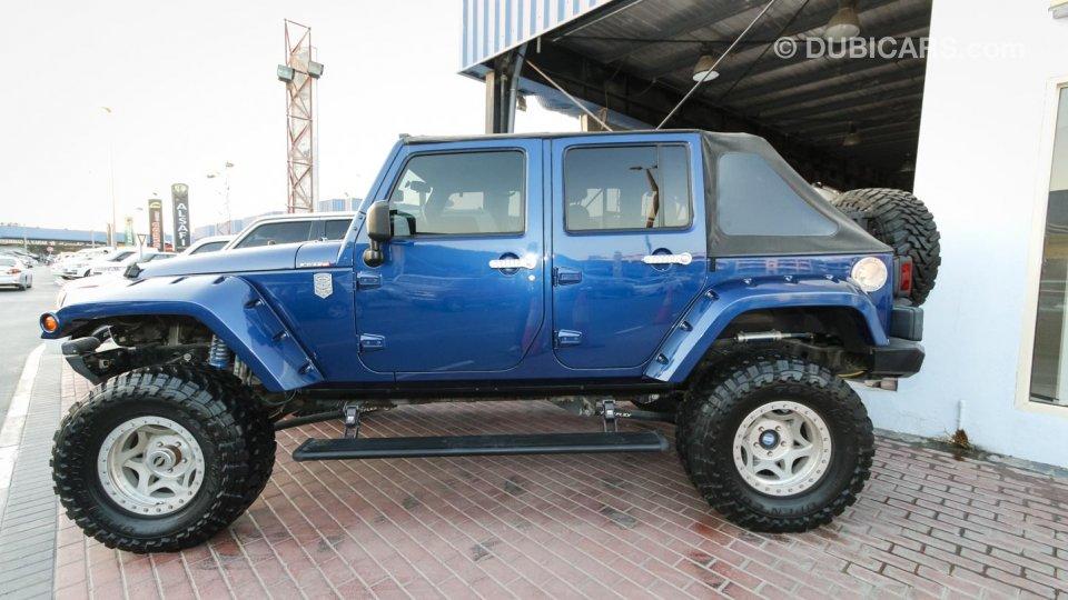 jeep wrangler srt8 for sale blue 2009. Black Bedroom Furniture Sets. Home Design Ideas