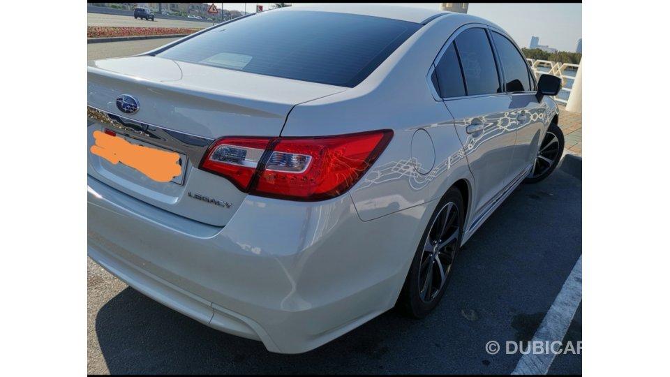 Subaru Warranty 2017 >> Subaru Legacy Full Option 2017 Under Warranty For Sale Aed 60 000