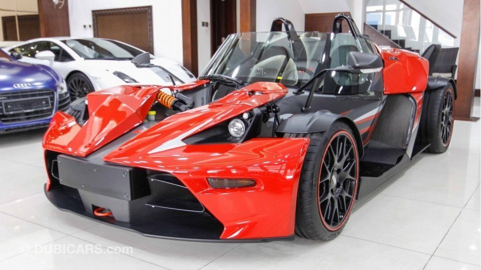 Ktm X Bow Price >> KTM X-BOW GT >> BRAND NEW for sale: AED 295,000. Red, 2016
