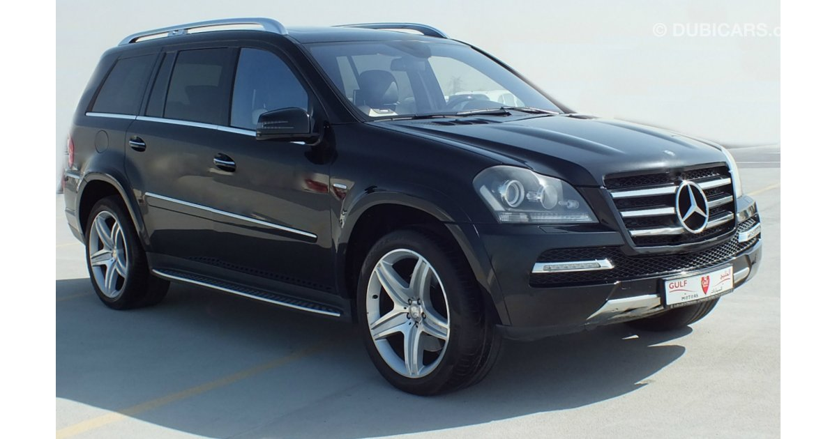 Mercedes benz gl 500 for sale aed 110 000 black 2012 for 2012 mercedes benz gl550 for sale