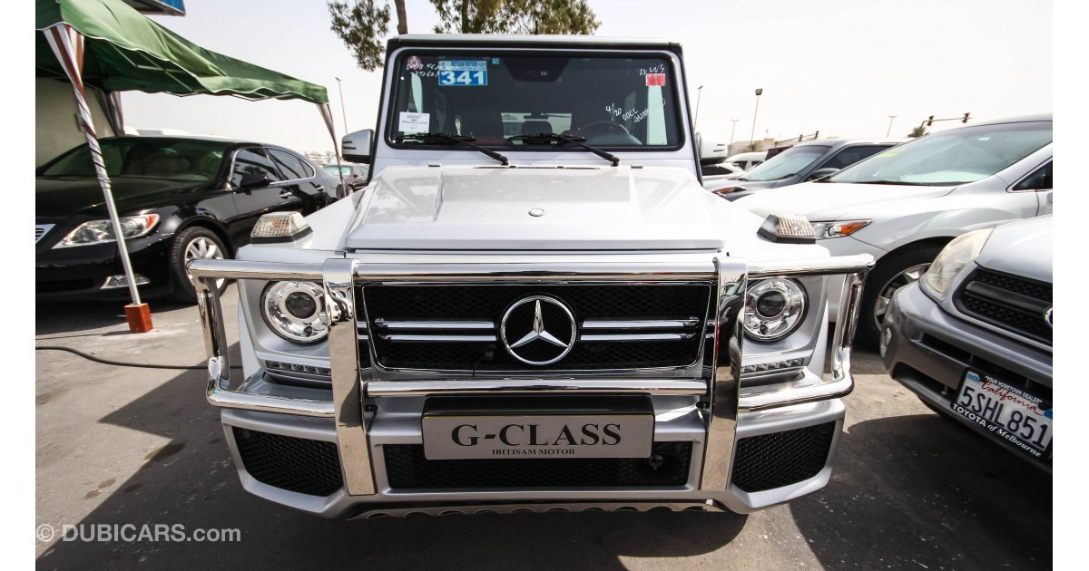 Mercedes benz g 500 with g 63 badge for sale aed 145 000 for Mercedes benz badges for sale