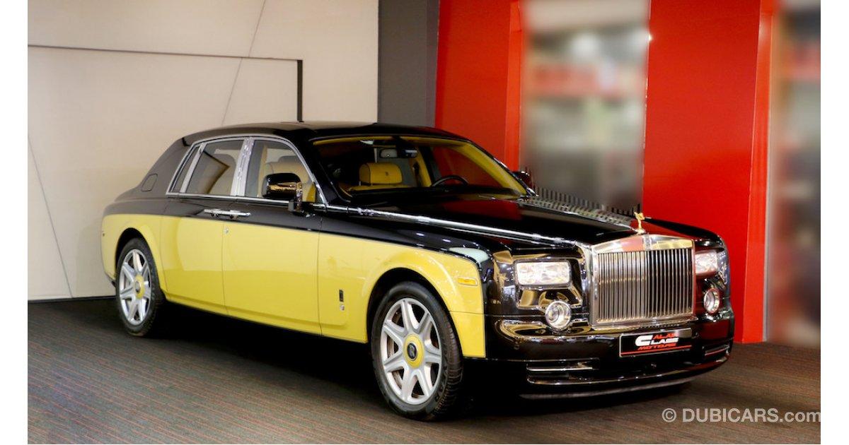 rolls royce phantom for sale aed 655 000 gold 2010. Black Bedroom Furniture Sets. Home Design Ideas