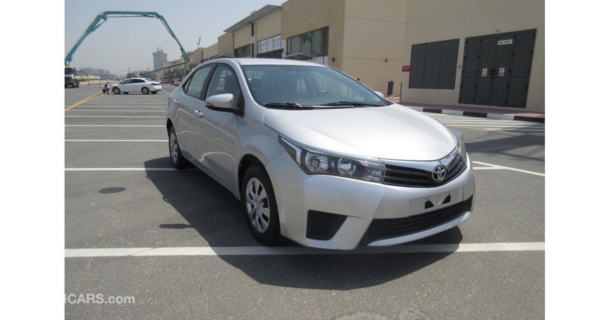 Toyota Corolla 794 Only Per Month Corolla 2015 For Sale
