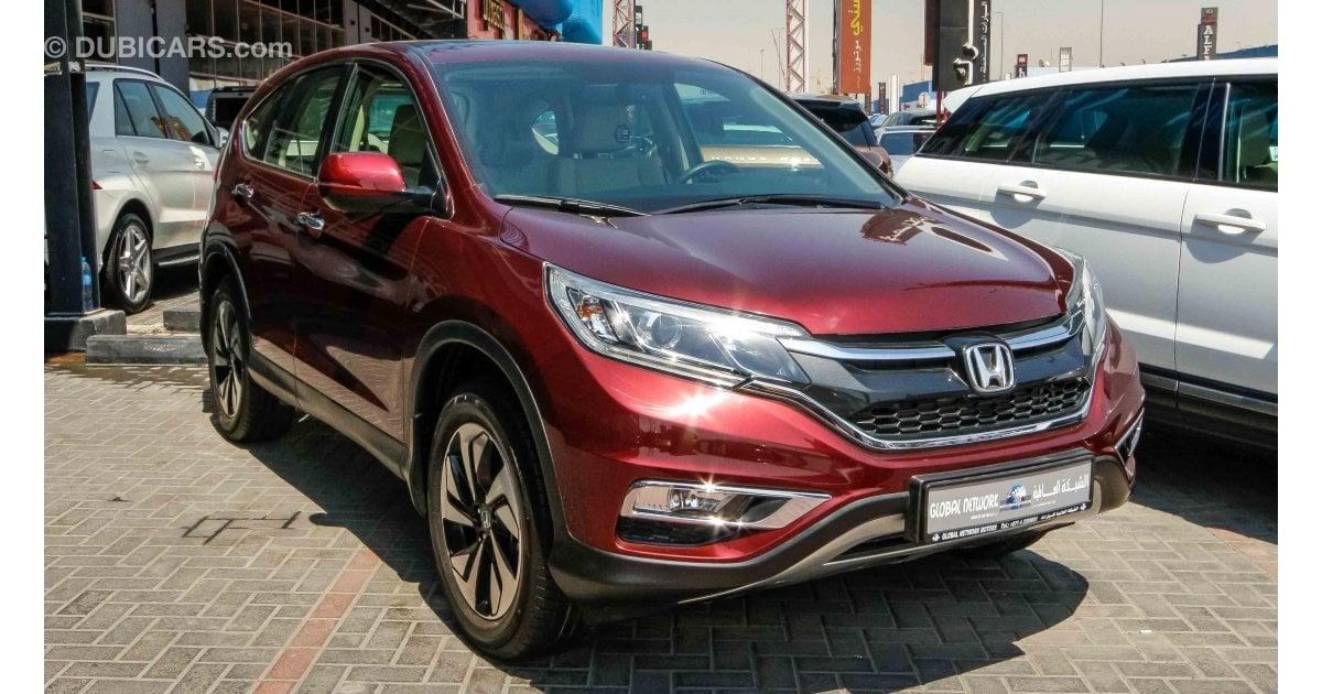 Tuner Cars For Sale >> Honda CR-V for sale: AED 77,500. Burgundy, 2015
