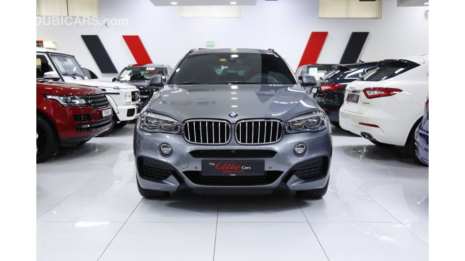 bmw x6 xdrive 50i under dealer warranty and service contract until 2021 exclusive offer  for