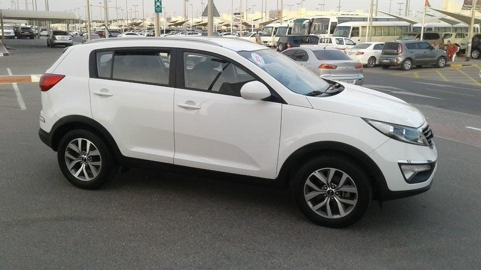 Kia Sorento For Sale >> Kia Sportage Kia Sportage 2015 for sale: AED 37,000. White, 2015