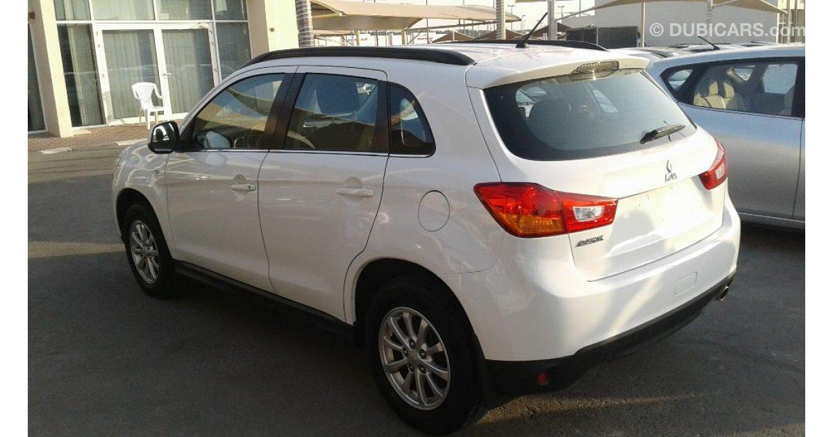 Mitsubishi ASX for sale: AED 30,000. White, 2015