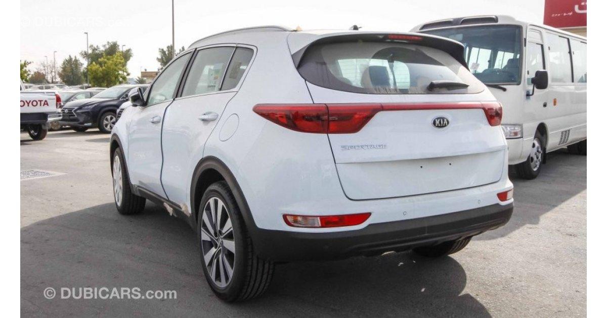 Kia Sportage 2 0 For Sale White 2018