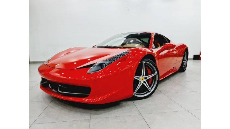 Used Ferrari For Sale In Dubai Uae Dubicars Com