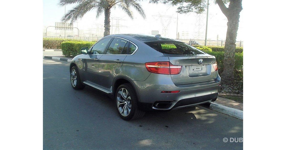 Bmw X6 5 0 For Sale Grey Silver 2013