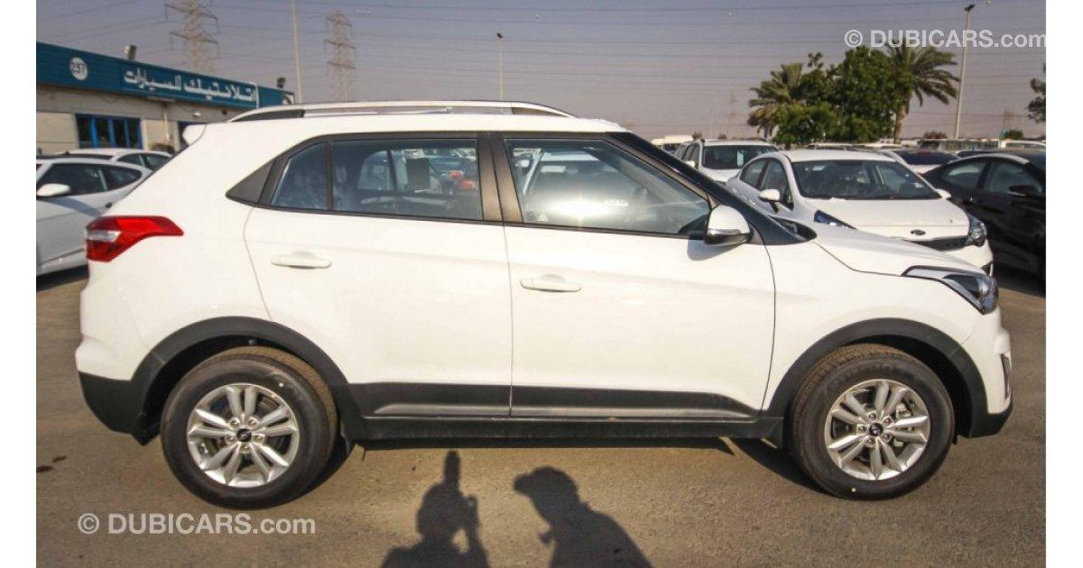 Hyundai Creta For Sale Aed 52 500 White 2017