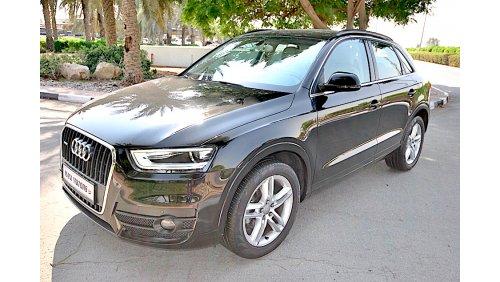 Audi Q3 2015 found on KarSouq.com
