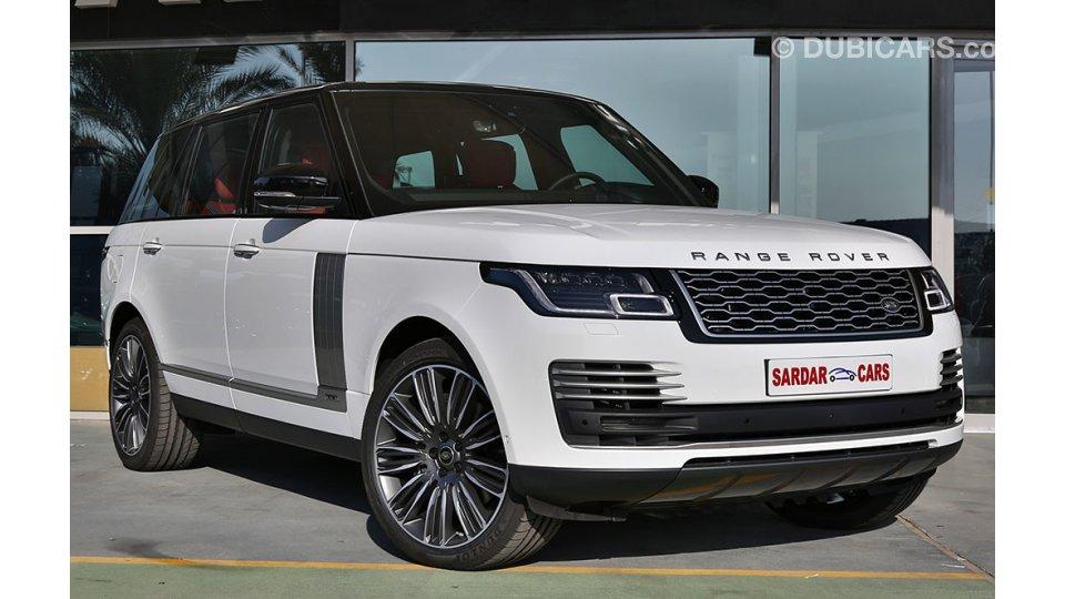 Land Rover Autobiography >> Land Rover Range Rover Autobiography Long Wheelbase 2019 ...