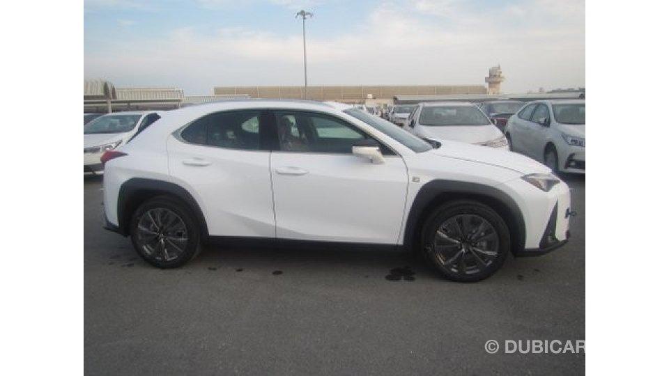 Lexus Ux 200 F Sport For Sale White 2019