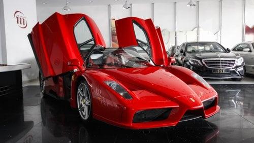 1 new Ferrari Enzo for sale in Dubai, UAE , Dubicars.com