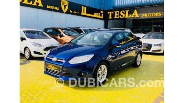 2014 Ford Focus Warranty >> Ford Focus Sedan 2014 Gcc Warranty F S H Full