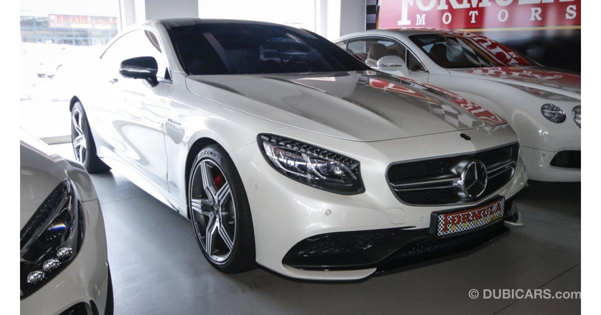 Mercedes benz s 65 amg v8 biturbo 4 matic for sale aed for Mercedes benz v8 biturbo price