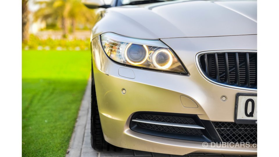 Bmw Z4 S Drive 23i For Sale Aed 54 000 Gold 2011
