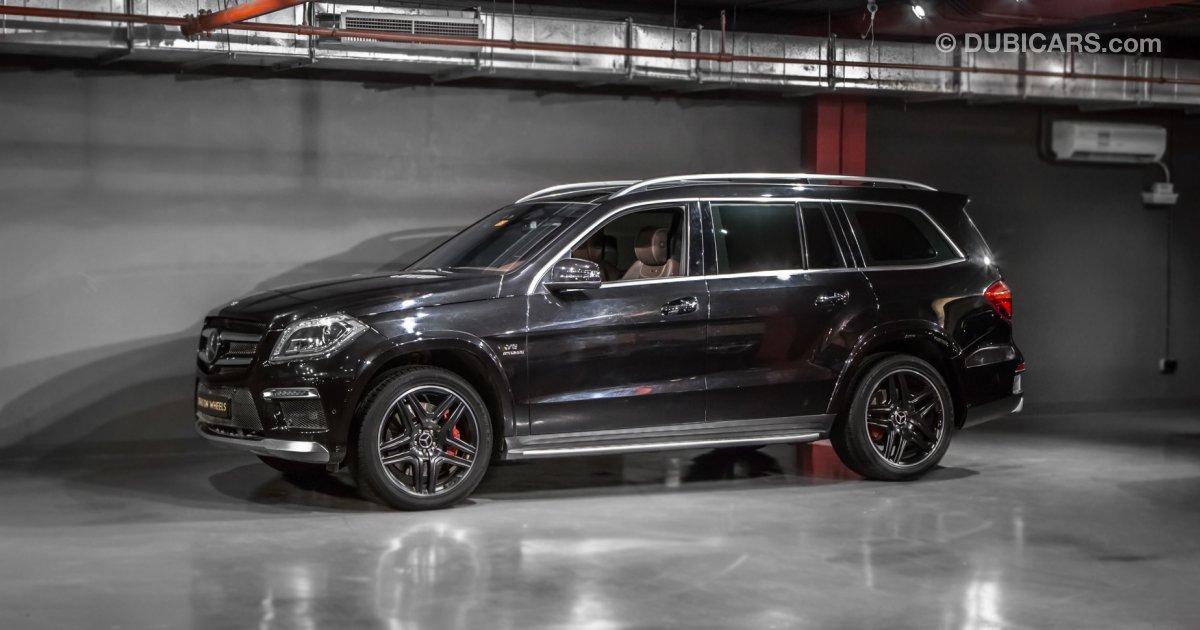 Mercedes benz gl 63 amg under warranty for sale aed for Mercedes benz gl550 for sale
