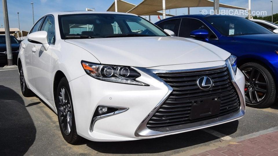 Lexus Es 350 For Sale Aed 145 000 White 2018