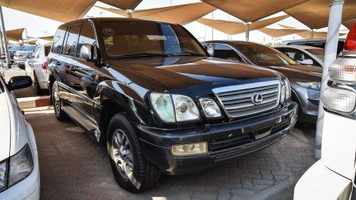 29 used Lexus LX series for sale in Sharjah, UAE - Dubicars com