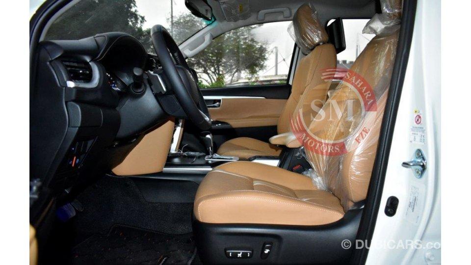 toyota fortuner 2020 model platinum vxr 4 0l v6 for sale
