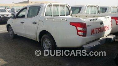 Mitsubishi L200 4x2 Diesel Standard Option Pickup For Sale Aed 54 000 White 2016