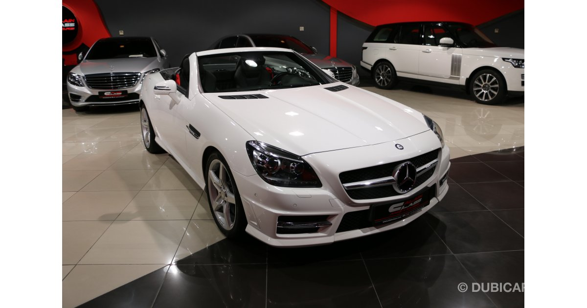 Mercedes benz slk 200 with 350 kit for sale aed 145 000 for Mercedes benz 350 slk for sale