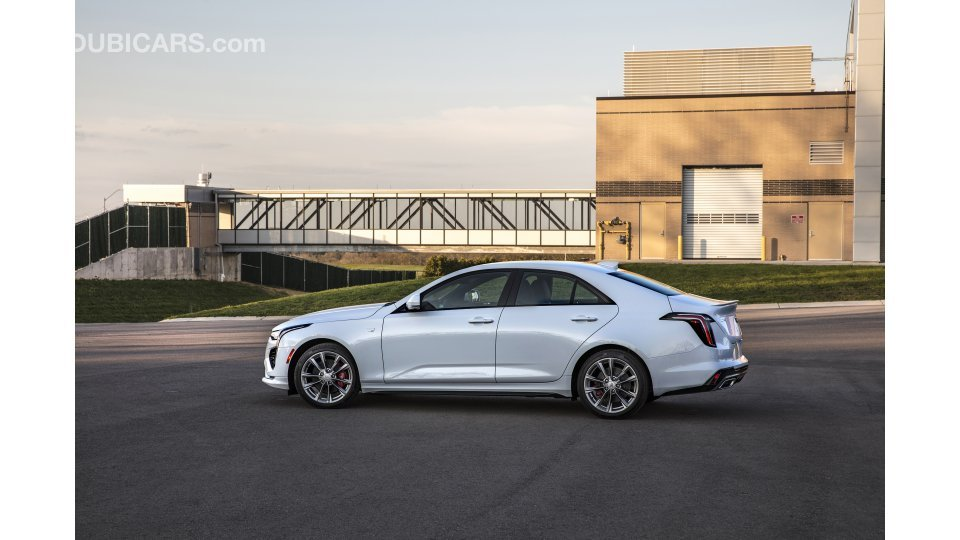 Cadillac Ct4 For Sale Aed 2 719 Green 2020