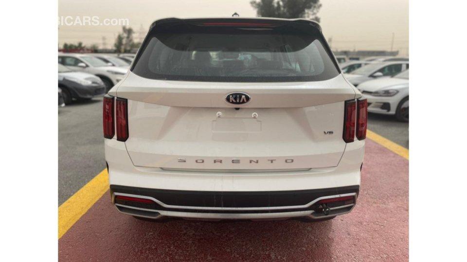 Kia Sorento 2021 Model, V6, 3.5L, SUV, FULL OPTION ...