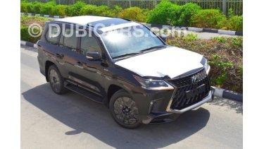 Lexus Lx 570 5 7l Automatic Black Edition S Kuro For Sale
