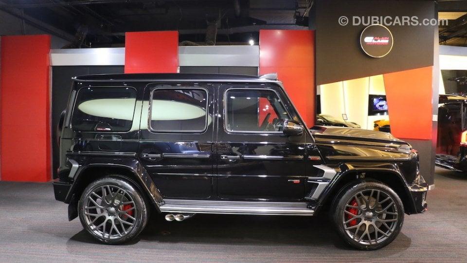 Mercedes Benz G 63 Amg Brabus G700 Widestar For Sale Aed