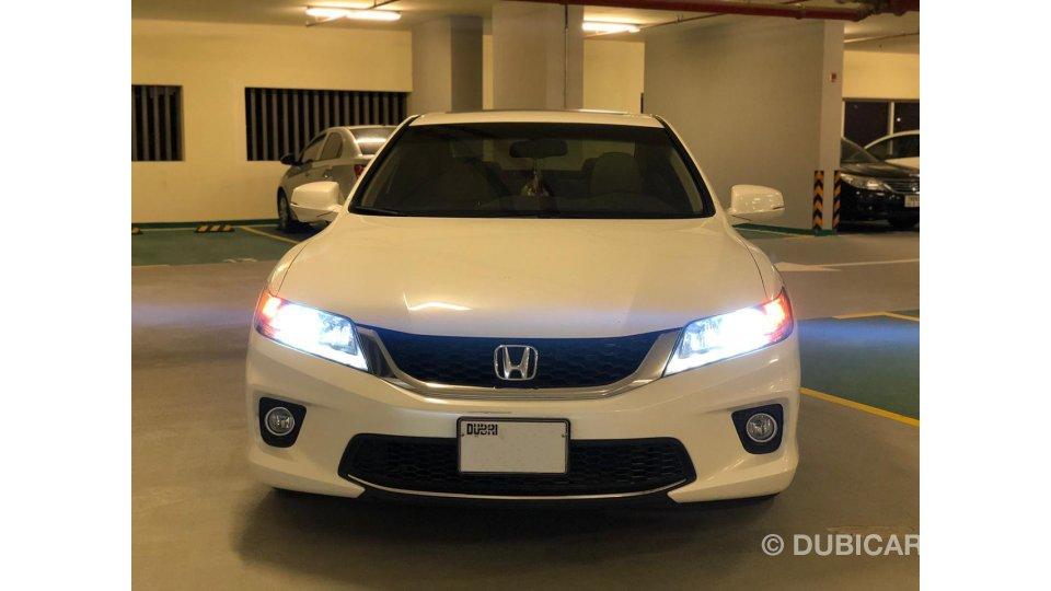 Honda Accord Coupe V6 Gcc Specs