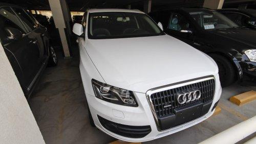 Audi Q5 2010 found on KarSouq.com