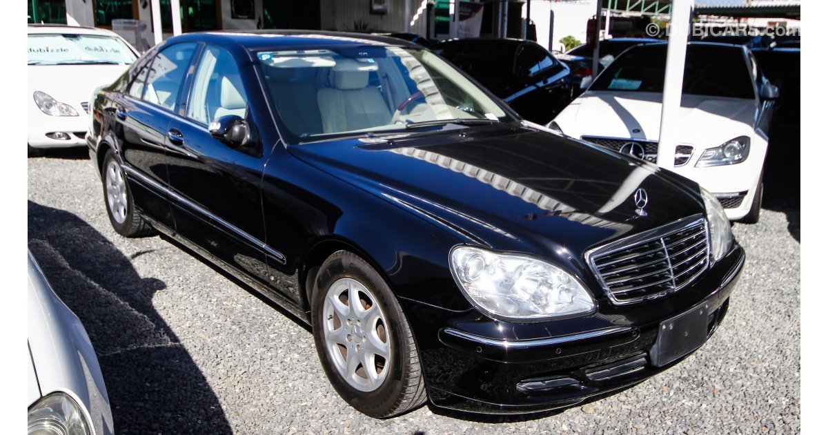 Pre-Owned Mercedes Benz >> Mercedes-Benz S 350 with S 500 badge for sale: AED 35,000 ...