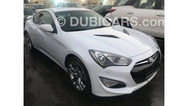 Hyundai Genesis Full Option 3 0 Coupe For Sale White 2015