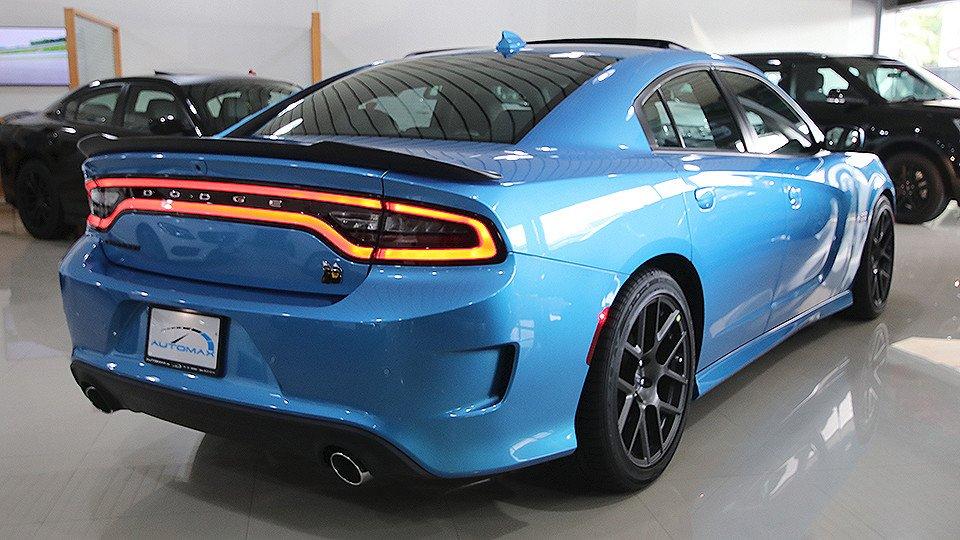 Dodge Charger Scat Pack 2019 Srt 392 6 4l V8 Hemi Gcc