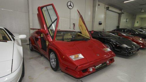 2 Used Lamborghini Countach For Sale In Abu Dhabi Uae Dubicars Com