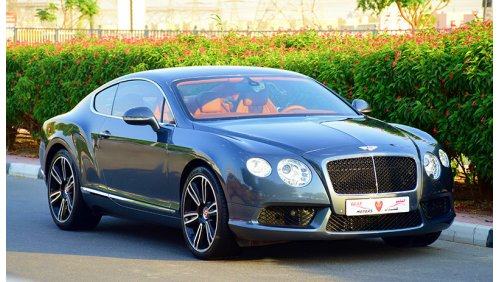 46 Used Bentley Continental Gt For Sale In Dubai Uae Dubicars