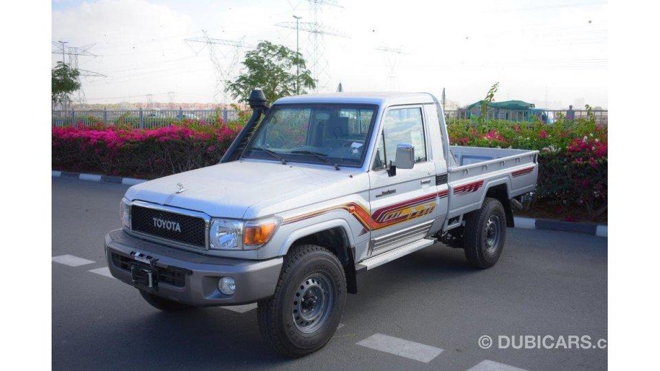 Toyota Land Cruiser Pickup Single Cab Petrol 2019 For Sale