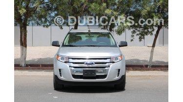 Ford Edge X Zero Down Payment Edge Wd Se  Gcc Mint Condition