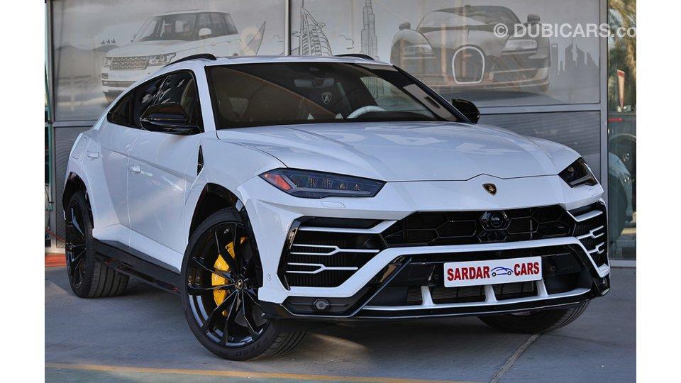 Lamborghini Urus Black Pack 2019 For Sale Aed 1 299 000
