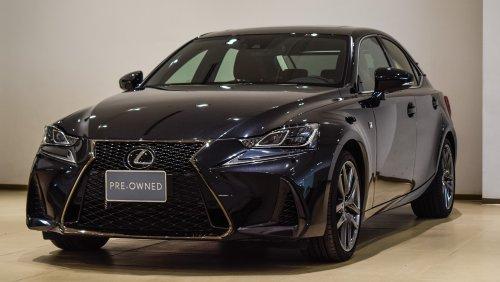 16 used Lexus IS series for sale in Dubai, UAE - Dubicars com