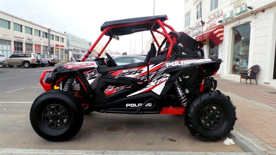 Polaris Dune Buggy Rzr 1000 Turbo Off Road Bike Usa For