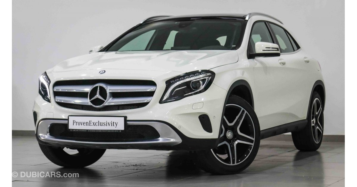 Mercedes benz gla 250 4matic for sale white 2017 for Mercedes benz gla 250 price