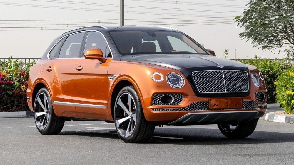 2020 Bentley Bentayga V8 TwinTurbo (Export).  Local Registration + 10%