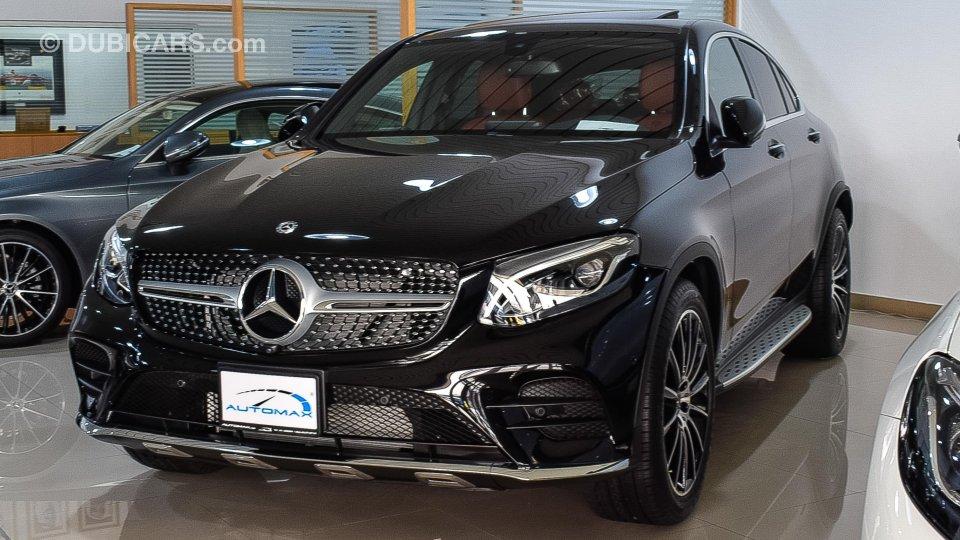 Mercedes Benz Glc 300 Coupe Amg 2019 4matic 2 0l I4