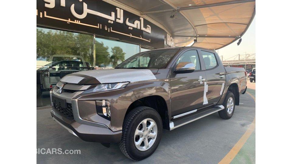 Mitsubishi L200 Diesel 4x4 2020 Gcc For Sale Grey