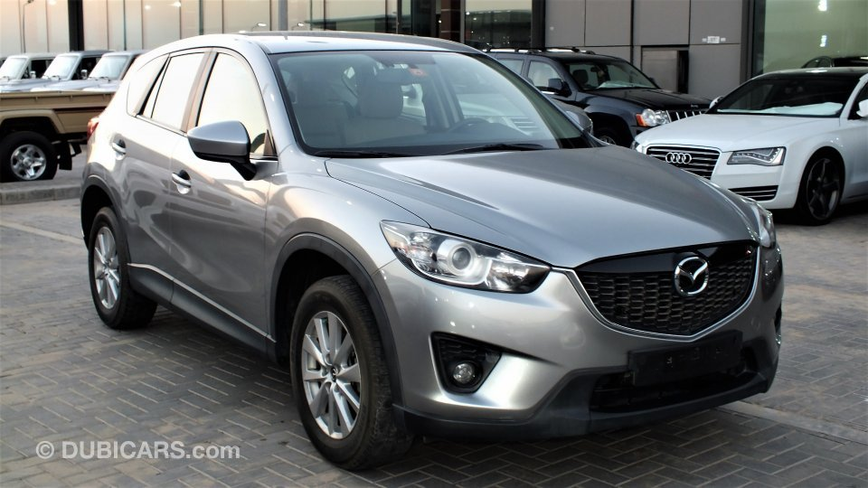 Mazda Cx 5 Awd For Sale Aed 47 000 Grey Silver 2015