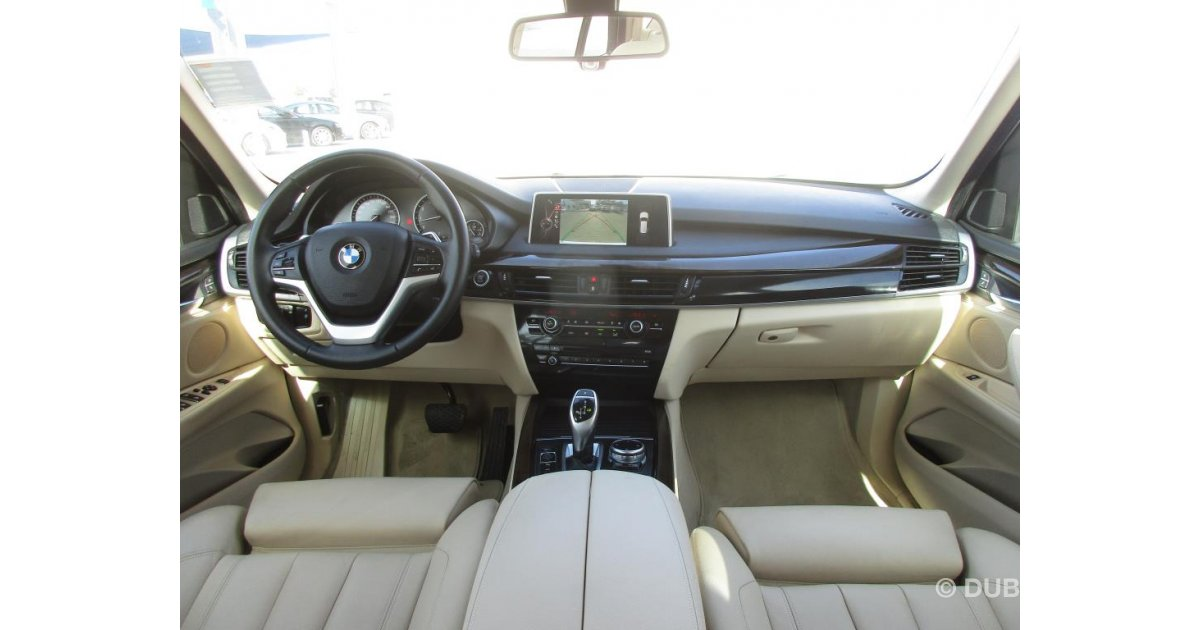 Bmw X5 Exclusive 5 0 For Sale Aed 149 952 White 2014